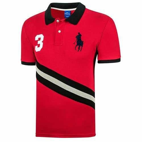 Playera Hombre Polo Houston Hpc 3034am09 / Rjng / 89030