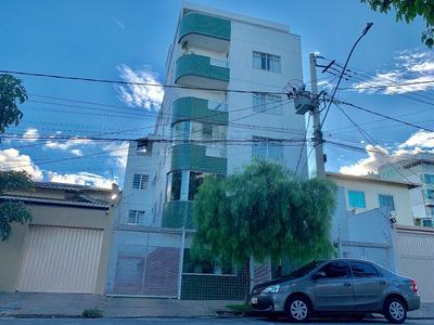 Apartamento Com 3 Quartos Para Comprar No Cabral Em Contagem/mg - 4902