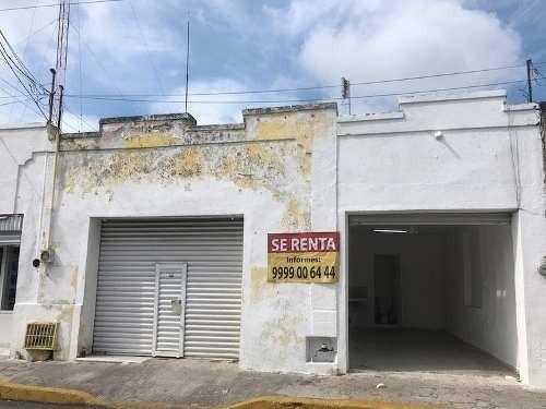 Bbb Renta Local Cerca Los Cocos Mérida Centro $2500