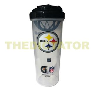 Vaso Nfl Gatorade Shaker Dallas 49ers Pats Raiders Steelers