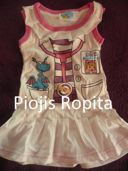 Vestido Disfraz Nena Beb Doctora Juguetes Halloween Primaver