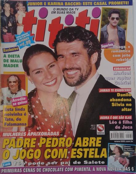 Revista Ti Ti Ti Nº 252 E Revista Viva N°12