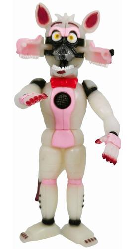 Five Nights At Freddys Figura Funtime Foxy Animatronic Led