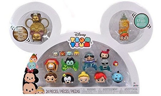 Disney Tsum Tsum 17 Cuadro Cuadro Conjunto Peter Pan Belle G
