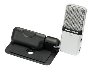 Microfono Samson Go Mic Condenser Usb La Roca Gomic