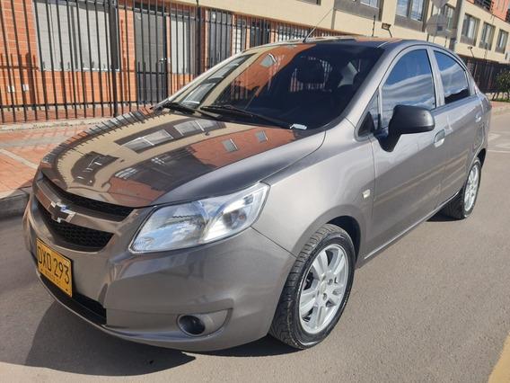 Chevrolet Sail Ls A/a 2 Airbag Abs
