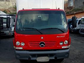 Mercedes-benz Mb 915 11/12 Baú De 5,5 M Muito Novo E Fino