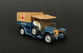 Miniatura 1918 Crossley Raf Tender Y-matchbox Lesney-(10340)