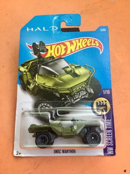 Hot Wheels - Halo - Unsc Warthog - Verde Militar - 03_recs