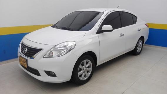 Nissan Versa 4p M/t Mod 2014 - Financiación Hasta 100%