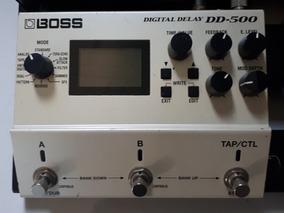 Pedal Boss Dd500