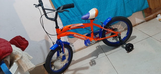 Bicicleta Top Mega Rodado 12 Para Niños