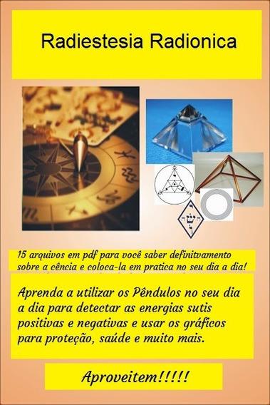 Radiestesia Radionica 15 Livros Essenciais Em Pdf