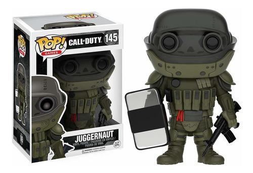 Muñeco Funko Pop Juggernaut Call Duty 145 Colección Jug Rdf1