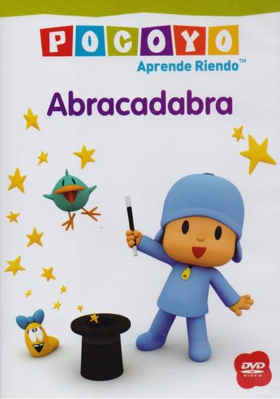 Pocoyo Aprende Riendo Abracadabra Serie En Dvd