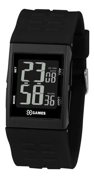 Relógio X-games Xport Masculino Digital Xgppd123 Preto
