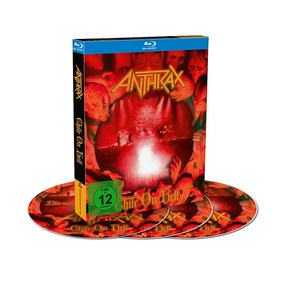 Bluray-digi+2dvd Anthrax - Chile On Hell