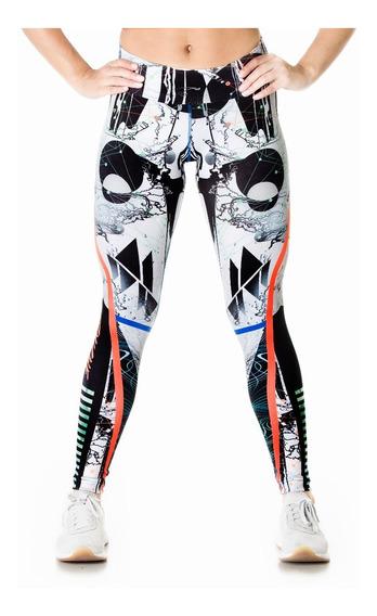 Nuevas Calzas Deportivas Mujer Lycra Legging Touche