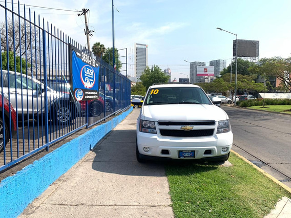Chevrolet Suburban 5.3 Piel Aa Dvd 2da. Cubo At 2010