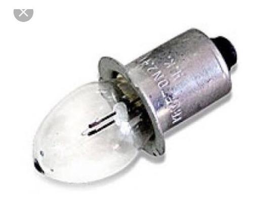 Lâmpada P/ Lanterna 4,8 Volts-pingo Dágua-kit 05 Unidades