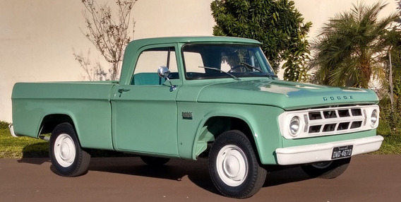 Dodge Dodge D100 Chrysler