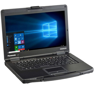 Notebook Panasonic Cuk Toughbook Cf 54 Lite 14 A Pedido!