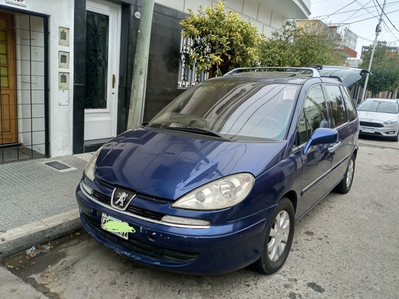Peugeot 807 2.0 St Hdi 7 As 2004