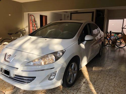 Peugeot 408 2.0 Allure Plus 143cv Tiptronic 2012