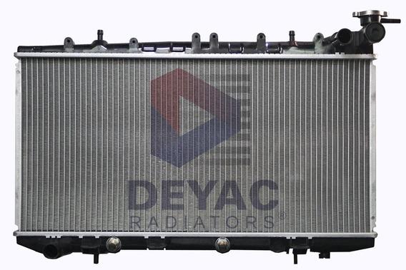 Radiador Nissan Tsuru 2003 Deyac T/a 16 Mm