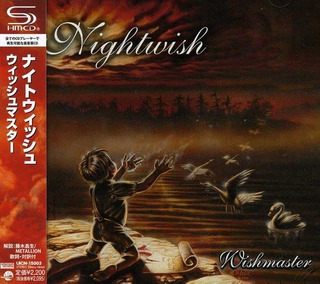 Cd : Nightwish - Wishmaster (super-high Material Cd, Jap...