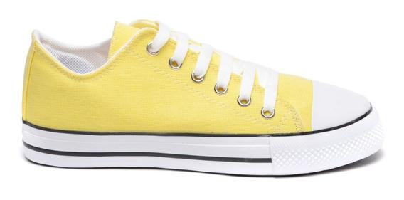 Zapatillas Mujer Urbanas Bajas Star Varios Colores Heben