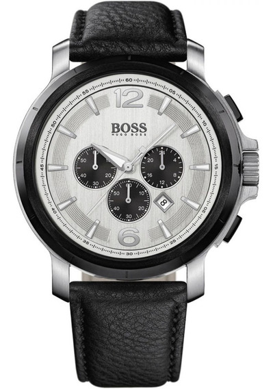 Reloj Hugo Boss Black Cab Piel 1512456