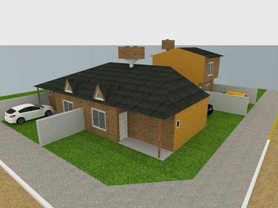 Chalet Y Duplex 3 Ambientes. A Estrenar! En Pozo, Anticipo