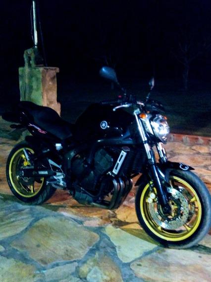 Yamaha Naked