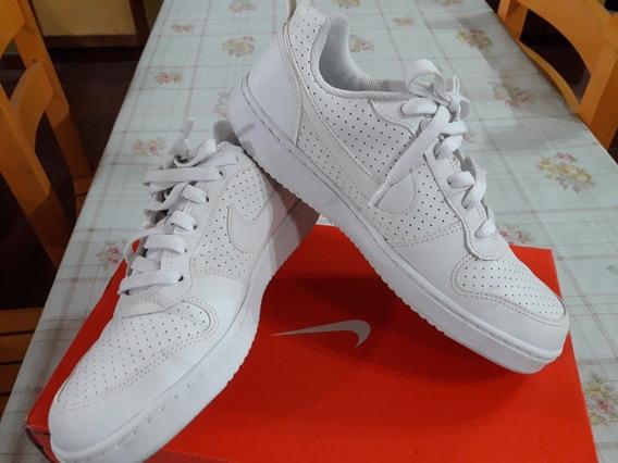 Zapatillas Blancas Nike Para Grandes