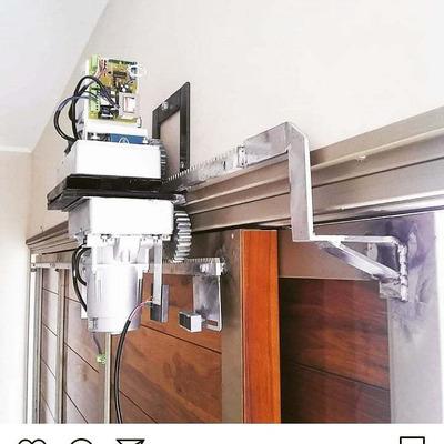 Portones Automáticos Fabricación Instalación Y Mantenimiento