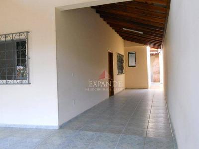 Casa Residencial À Venda, Jardim Bela Vista, Bauru - Ca0395. - Ca0395