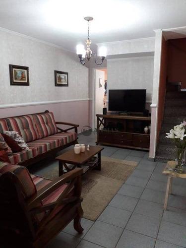 Sobrado Com 3 Dormitórios À Venda, 130 M² Por R$ 350.000,00 - Cidade Satélite Santa Bárbara - São Paulo/sp - So0066