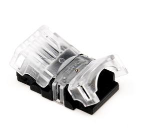 10 Conector Tira Led Rgb A Cable 4 Hilos Clip Presión @tl