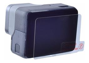 Película Vidro Tela Lcd Gopro Hero 5 6 Black + Frete R$ 8,00