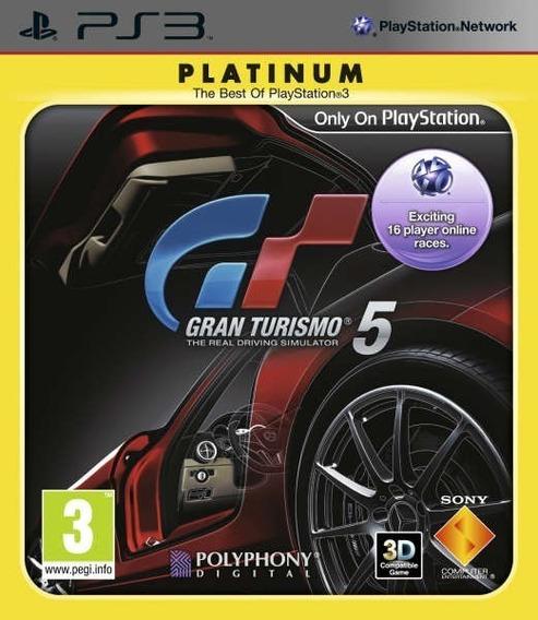 Game - Gran Turismo 5 - Ps3