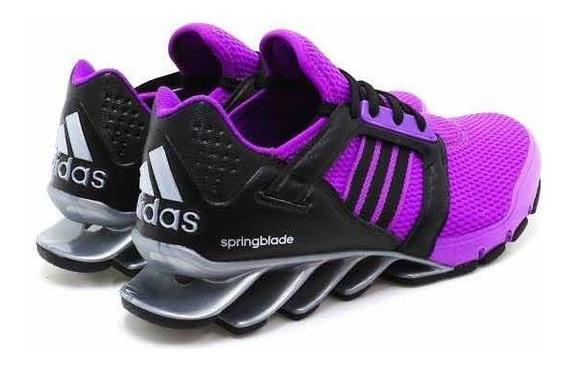 Tênis adidas Springblade E-force Rosa Novo Original 35