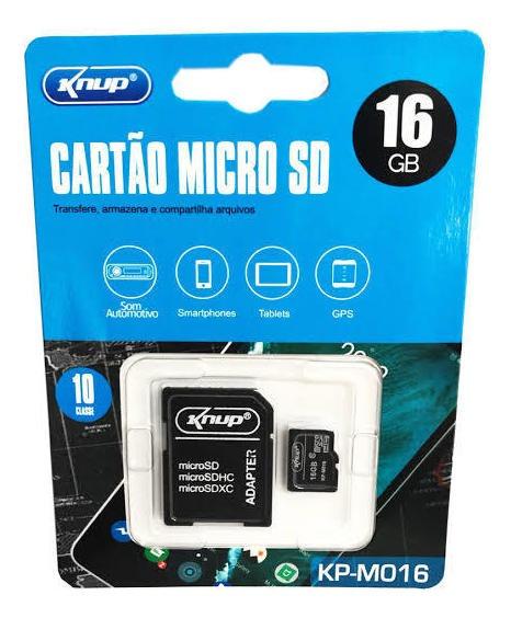 Cartão De Memória Micro Sd Com Adaptador