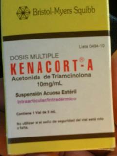 Kenacort Ampolla