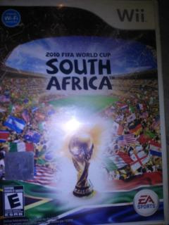 Juego 2010 Fifa World Cup South Africa Original