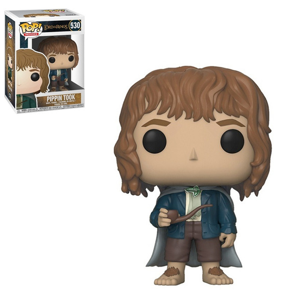 Figura Funko Pop Lord Of The Rings - Pippin Took 530