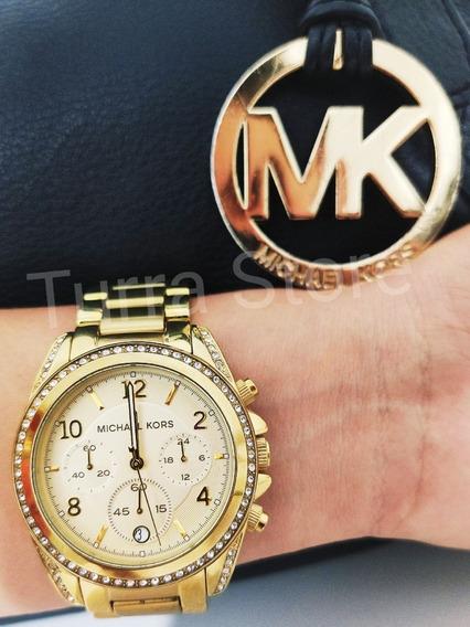 Relógio Feminino Michael Kors ( Mk5166) - Novo