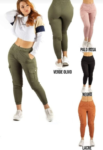 Pantalon Cargo Para Dama Mercadolibre Com Pe