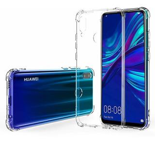 Funda Alto Impacto Tpu Huawei P Smart 2019 Vidrio Templado