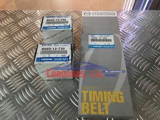 Kit De Tiempo Mazda Allegro Ford Laser 1.6( Somos Tienda )
